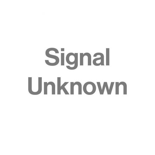 Signal Unknown